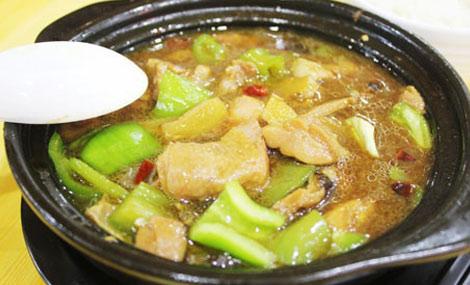 杨铭宇黄焖鸡米饭(友谊街店)