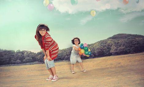 微笑宝宝精致儿童摄影