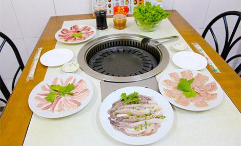 汉江烤肉(较场路店)