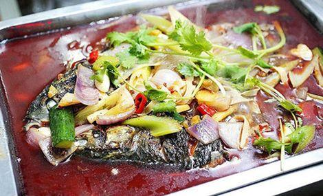 农夫烤鱼图片