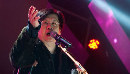 郑智化因歌被判刑八年,演唱会却让歌迷声泪俱下