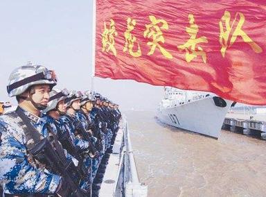 《红海行动》原型春节训练画面曝光