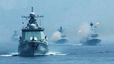 中俄南海演习时间有玄机 掐准东亚峰会结束