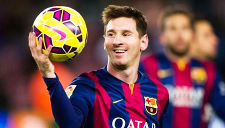 梅西西超杯进球全纪录 12年7冠首功之臣