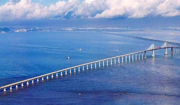 中国又规划一座跨海大桥