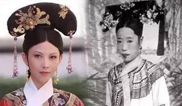老梁:清宫后妃普遍长得丑