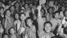 日本宣布投向73周年
