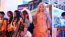 chinajoy2014 showgirl 最美人鱼现身