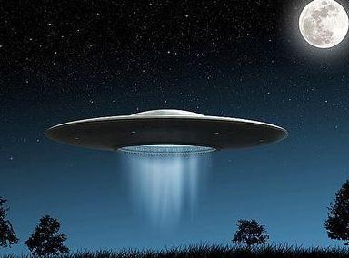 UFO飞行原理:不用燃料,振动速率太快所以隐形