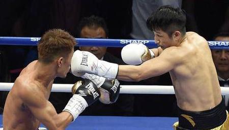 日本拳手被暴打后不服气 竟然还上前挑衅