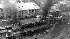 北京永安里地铁附近发生多声巨大爆炸浓烟密布