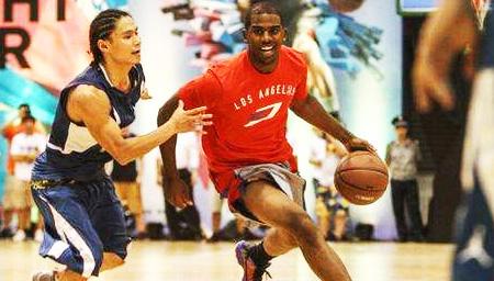 最好看的NBA巨星单挑  各路巨星大显身手!