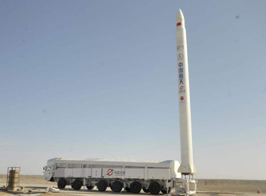中国捷龙一号运载火箭首飞成功