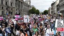 英国薪资谈判破裂 伦敦地铁员工大罢工