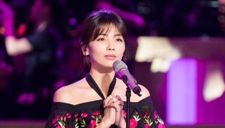 刘涛翻唱梅艳芳的经典歌曲《女人花》太有女人味了!