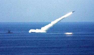 中国潜艇部队导弹发射画面曝光