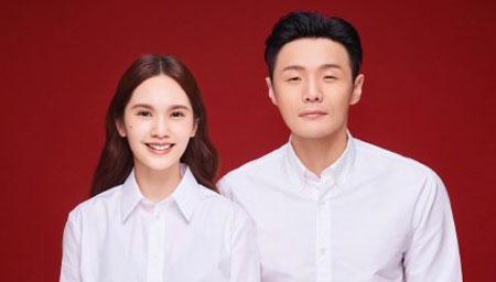 恭喜!杨丞琳李荣浩领证结婚