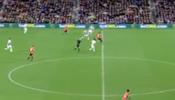 第17轮-第56分钟进球 伊布接鲁尼传球 抽射远角梅开二度