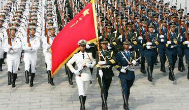 9月3日抗战阅兵流程正式公布