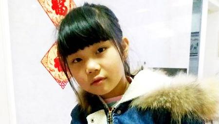12岁女孩离家非要当孤儿