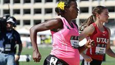 厉害了!怀孕4个月孕妇800米比赛跑2分21秒