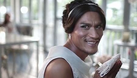 泰国奇葩广告,咳嗽炎症可是会传染的