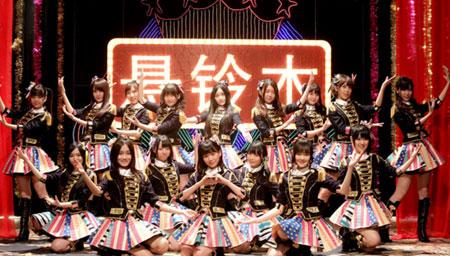 悬铃木 -- SNH48