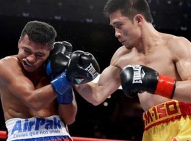 7次世界冠军不败拳王,被中国小伙重拳KO