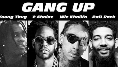 《速度与激情8》第三支原声新单Gang Up