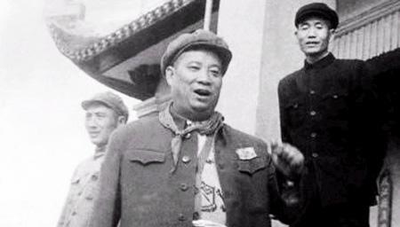 揭秘解放军独臂上将贺炳炎