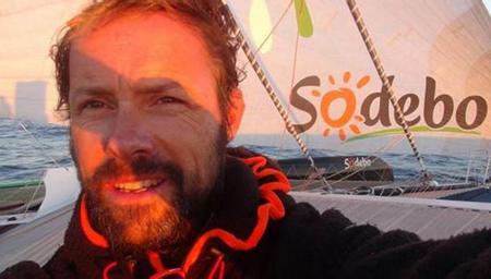 英国选手打破24小时航行纪录