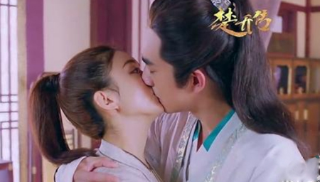 【强吻】颖宝被残虹剑玩坏了,宇文玥强吻楚乔