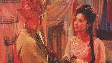 86版《西游记》第一美人