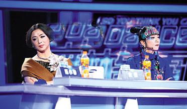 杨丽萍在金星的节目上翻脸