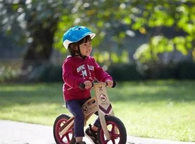 儿童不能骑自行车上路