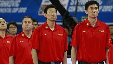 中国男篮红蓝两队主教练球员时代谁更强?