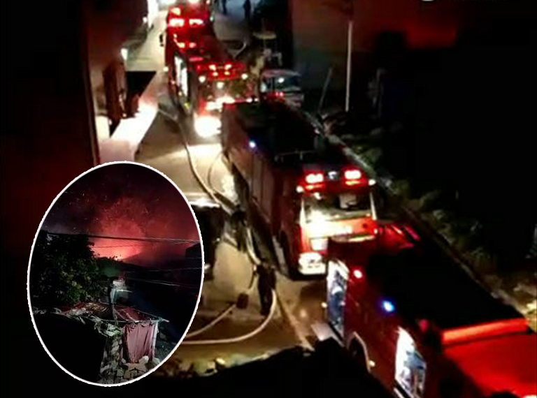 福建泉州飞机坠毁致3伤