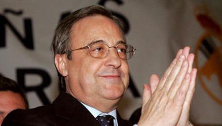 皇马宣布弗洛伦蒂诺连任主席 已连续执掌8年