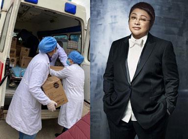 韩红收到捐赠总计2.78亿元 杨幂郭德纲等明星在列