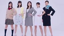 日本美女丝袜广告 眼力大比拼 腿控、老司机福利!