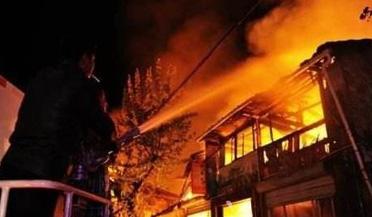 广东汕头民宅起火6人死亡