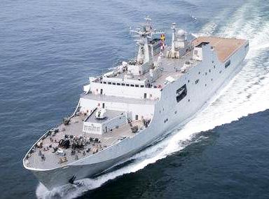 中国海军将有大动作?