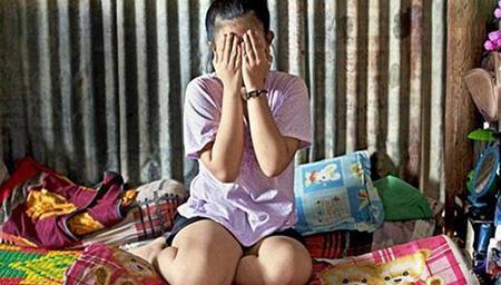 12岁女孩被姨夫囚禁4个月 强迫嫁给40多岁男人