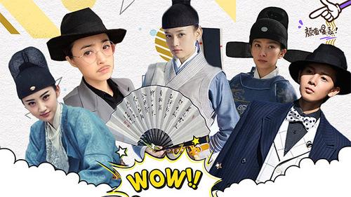 周迅、赵丽颖、陈乔恩,没想到这些女星男装竟然这么帅!