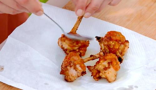 史上最省事棒棒鸡做法!不用啃骨头一口一个都是肉,巨爽!