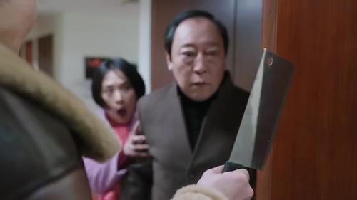 《都挺好》第41集精彩看点:苏明成拿刀阻止苏大强再婚