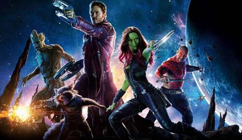 《复仇者联盟3》掀宇宙大战,银河护卫队英雄对抗灭霸