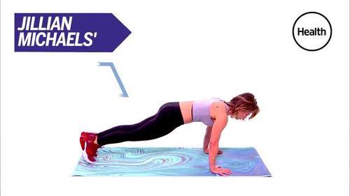 3组动作做好,核心力量速成!瑜伽健身大神教你这样练,全身轻松