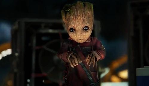 《银河护卫队2》幕后大揭秘:和小树人对戏靠脑补