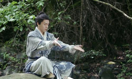 《倚天屠龙记》第14集精彩看点:张无忌得到九阳神功秘籍